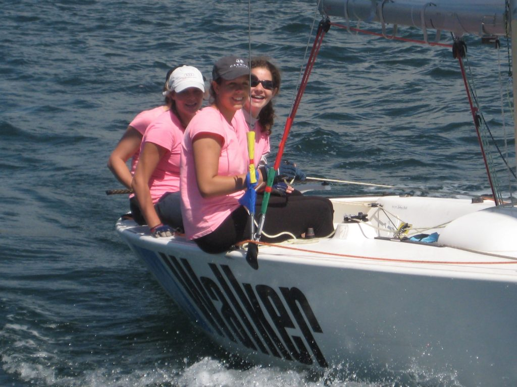 Karen match racing